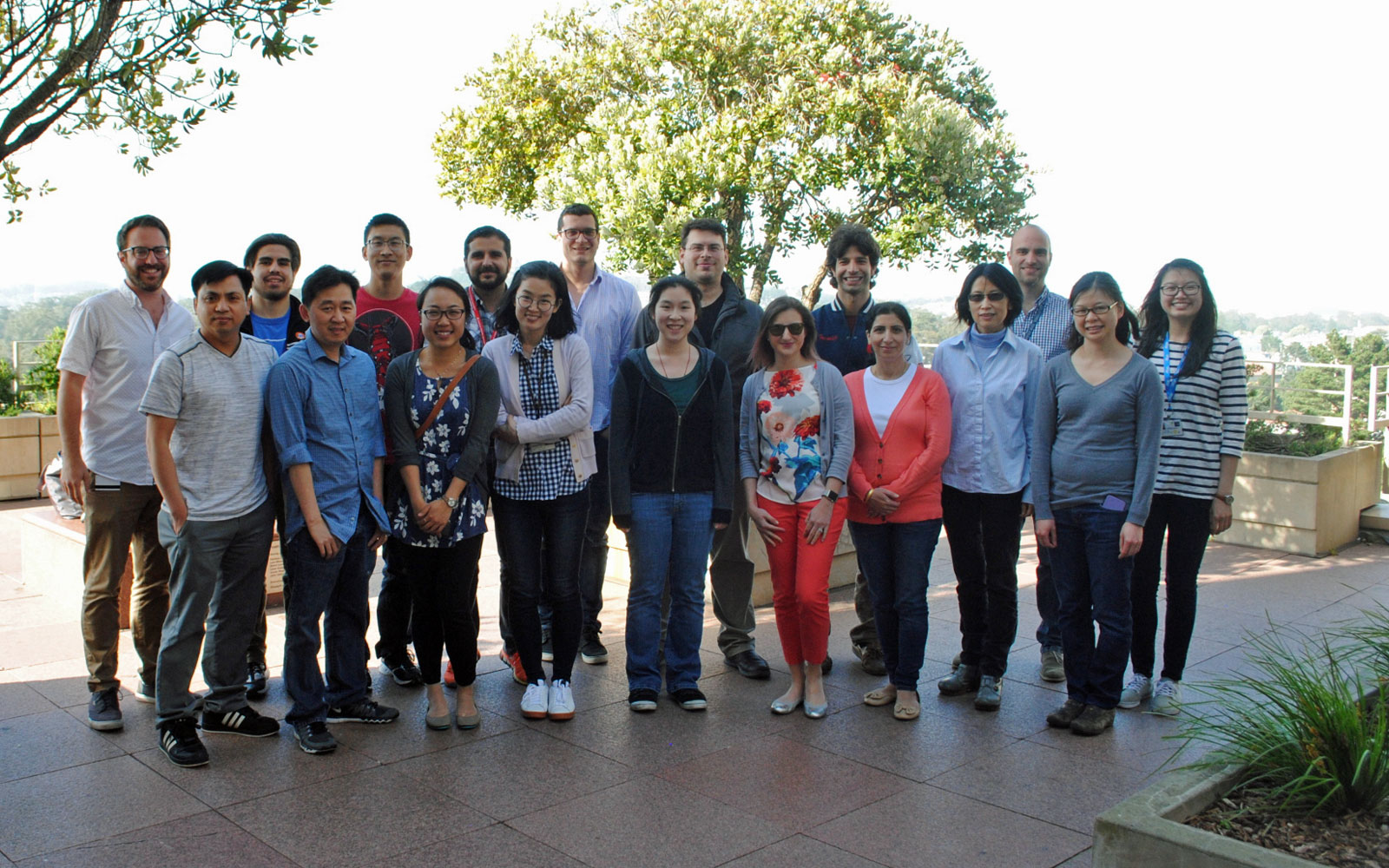 Tang Lab Group Photo 2